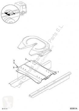 Engate do semi reboque DAF Sellette d'attelage Teja Quinta Rueda Serie XF105.XXX Fg 4x2 [12,9 Ltr. - 340 kW pour tracteur routier Serie XF105.XXX Fg 4x2 [12,9 Ltr. - 340 kW Diesel]