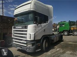 Cabine / carrosserie Scania Cabine Cabina Completa Serie 4 (P/R 164 L)(2001->) FG 480 pour tracteur routier Serie 4 (P/R 164 L)(2001->) FG 480 (4X2) E3 [15,6 Ltr. - 353 kW Diesel]