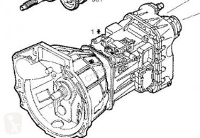 Iveco sebességváltó Eurocargo Boîte de vitesses Caja Cambios Manual Chasis (Typ 170 E 27) [7 pour camion Chasis (Typ 170 E 27) [7,7 Ltr. - 196 kW Diesel]
