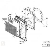 Sistema de arrefecimento Renault Magnum Refroidisseur intermédiaire Intercooler E.TECH 440.18T pour camion E.TECH 440.18T