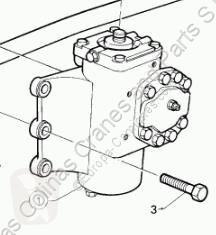 Repuestos para camiones dirección Scania Boîtier de direction Caja Direccion Asistida Serie 4 (P/R 144 L)(1996->) FSA pour camion Serie 4 (P/R 144 L)(1996->) FSA 460 (4X2) E2 [14,2 Ltr. - 338 kW Diesel]