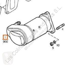 Démarreur Iveco Eurotech Démarreur Motor Arranque (MP) FSA (400 E 3 pour camion (MP) FSA (400 E 34 ) [9,5 Ltr. - 254 kW Diesel]