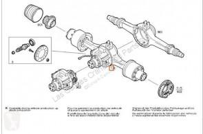 Ricambio per autocarri Iveco Eurotech Différentiel Grupo Diferencial Completo (MP) FSA pour camion (MP) FSA (400 E 34 ) [9,5 Ltr. - 254 kW Diesel] usato