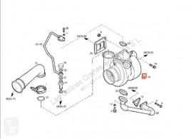 Repuestos para camiones Iveco Eurotech Turbocompresseur de moteur Turbo (MP) FSA (400 E 34 ) [9,5 pour camion (MP) FSA (400 E 34 ) [9,5 Ltr. - 254 kW Diesel] usado