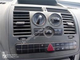 Dashboard Tableau de bord Mandos Calefaccion / Aire Acondicionado Mercedes-Benz Vito Furgó pour véhicule utilitaire MERCEDES-BENZ Vito Furgón (639)(06.2003->) 2.1 111 CDI Compacto (639.601) [2,1 Ltr. - 80 kW CDI CAT]