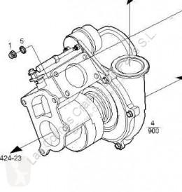 Pièces détachées PL Iveco Eurocargo Turbocompresseur de moteur Turbo tector Chasis (Modelo 80 EL 17) [3,9 L pour camion tector Chasis (Modelo 80 EL 17) [3,9 Ltr. - 125 kW Diesel] occasion