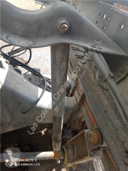قطع غيار الآليات الثقيلة نظام التعليق مخفف الصدمات Amortisseur Amortiguador Eje Trasero Derecho Mercedes-Benz ATEGO 923,923 L pour camion MERCEDES-BENZ ATEGO 923,923 L