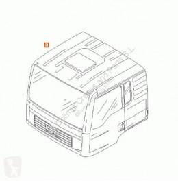 قطع غيار الآليات الثقيلة مقصورة / هيكل MAN TGA Cabine Cabina Completa 18.410 FK, FK-L, FLK, FLRK pour tracteur routier 18.410 FK, FK-L, FLK, FLRK