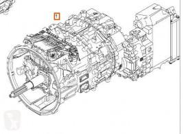 Repuestos para camiones transmisión caja de cambios MAN TGA Boîte de vitesses Caja De Cambios Automatica 18.410 FK, FK-L, FLK, FLRK pour tracteur routier 18.410 FK, FK-L, FLK, FLRK