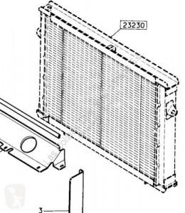 Repuestos para camiones sistema de refrigeración Renault Radiateur de refroidissement du moteur Radiador B 120-35/55/65 Messenger E2 Chasis (Modelo B 1 pour camion B 120-35/55/65 Messenger E2 Chasis (Modelo B 120-65) 90 KW E2 [2,5 Ltr. - 90 kW Diesel]