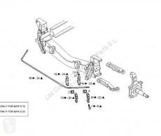 Peças pesados Iveco Daily Barre stabilisatrice Barra Estabilizadora Eje Delantero II 35 C 12 , 35 S pour camion II 35 C 12 , 35 S 12 usado