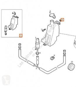 Repuestos para camiones Iveco Daily Réservoir de lave-glace Deposito Limpia Parabrisas II 35 C 12 , 35 S 12 pour camion II 35 C 12 , 35 S 12 usado