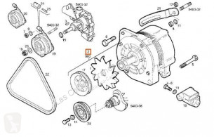 Alternátor Iveco Daily Alternateur Alternador I 40-10 W pour véhicule utilitaire I 40-10 W