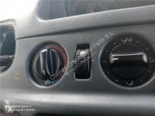 Système électrique Tableau de bord Mandos Calefaccion / Aire Acondicionado Mercedes-Benz Sprinter C pour camion MERCEDES-BENZ Sprinter Camión (02.2000->) 2.2 411 CDI (904.612-613) [2,2 Ltr. - 80 kW CDI CAT]
