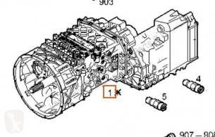 Repuestos para camiones Iveco Stralis Boîte de vitesses Caja De Cambios Automatica AS 440S54 pour camion AS 440S54 transmisión caja de cambios usado