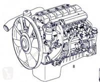 Moteur Motor Completo Mercedes-Benz AXOR 1843 LS pour tracteur routier MERCEDES-BENZ AXOR 1843 LS motor brugt