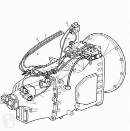 Volvo FM Boîte de vitesses Caja Cambios Manual 12 asta 2001 FG 4X2 [12,1 Ltr pour camion 12 asta 2001 FG 4X2 [12,1 Ltr. - 250 kW Diesel (D12D340)] коробка передач б/у
