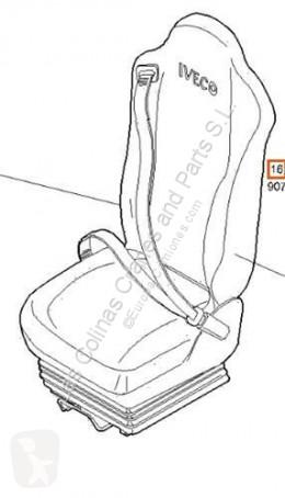 Repuestos para camiones cabina / Carrocería equipamiento interior asiento Iveco Stralis Siège Asiento Delantero Derecho AS 440S54 pour tracteur routier AS 440S54