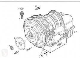 Iveco Eurotech Boîte de vitesses Caja De Cambios Automatica (MP) FSA pour camion (MP) FSA (400 E 34 ) [9,5 Ltr. - 254 kW Diesel] caixa de velocidades usado
