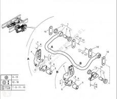 Pièces détachées PL Renault Premium Barre stabilisatrice Barra Estabilizadora Eje Trasero 2 Lander 440.18 pour camion 2 Lander 440.18 occasion