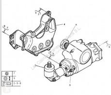 Układ kierowniczy Renault Premium Direction assistée Caja Direccion Asistida 2 Lander 440.18 pour camion 2 Lander 440.18