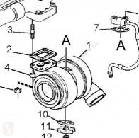 Pièces détachées PL Renault Premium Turbocompresseur de moteur Turbo 2 Lander 440.18 pour camion 2 Lander 440.18 occasion