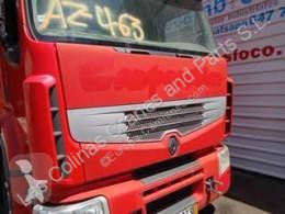 قطع غيار الآليات الثقيلة مقصورة / هيكل قطع الهيكل Renault Premium Calandre Calandra 2 Lander 440.18 pour tracteur routier 2 Lander 440.18