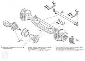 Pièces détachées PL Iveco Eurocargo Étrier de frein Pinza Freno Eje Delantero Derecho (03.2008->) FG pour camion (03.2008->) FG 110 W Allrad 4x4 [5,9 Ltr. - 160 kW Diesel] occasion