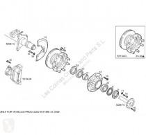 Pièces détachées PL Iveco Eurocargo Disque de frein Disco Freno Eje Trasero Derecho (03.2008->) FG 1 pour camion (03.2008->) FG 110 W Allrad 4x4 [5,9 Ltr. - 160 kW Diesel] occasion