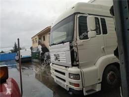 Vrachtwagenonderdelen MAN TGA Porte Puerta Delantera Izquierda 18.410 FC, FRC, FLC, FLRC, FL pour camion 18.410 FC, FRC, FLC, FLRC, FLLC, FLLC/N, FLLW, FLLRC tweedehands