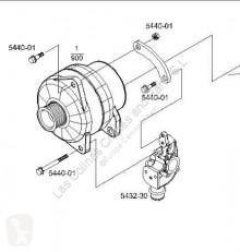 Peças pesados Iveco Eurocargo Alternateur Alternador tector Chasis (Modelo 100 E 18) [ pour camion tector Chasis (Modelo 100 E 18) [5,9 Ltr. - 134 kW Diesel] usado