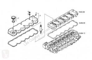 Repuestos para camiones Iveco Eurocargo Couvercle de soupape Tapa Balancines (03.2008->) FG 110 W Allrad 4x4 pour camion (03.2008->) FG 110 W Allrad 4x4 [5,9 Ltr. - 160 kW Diesel] usado