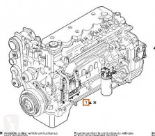 Motor Iveco Eurocargo Moteur Motor Completo (03.2008->) FG 110 W Allrad 4x4 [ pour camion (03.2008->) FG 110 W Allrad 4x4 [5,9 Ltr. - 160 kW Diesel]