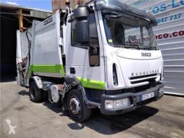 Sættevognskobling Iveco Eurocargo Sellette d'attelage Quinta Rueda (03.2008->) FG 110 W Allrad 4x4 [5, pour tracteur routier (03.2008->) FG 110 W Allrad 4x4 [5,9 Ltr. - 160 kW Diesel]