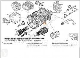 Repuestos para camiones transmisión caja de cambios Iveco Eurotech Boîte de vitesses Caja Cambios Manual (MP) FSA (44 pour tracteur routier (MP) FSA (440 E 38) [9,5 Ltr. - 276 kW Diesel]