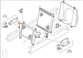 Iveco cooling system Eurocargo Radiateur de refroidissement du moteur Radiador tector Chasis (Modelo 100 E 18) [5, pour camion tector Chasis (Modelo 100 E 18) [5,9 Ltr. - 134 kW Diesel]