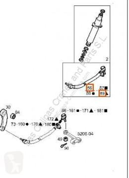 Ricambio per autocarri Iveco Eurotech Biellette de direction Barra Direccion (MP) FSA (440 E pour tracteur routier (MP) FSA (440 E 43) [10,3 Ltr. - 316 kW Diesel] usato