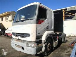 قطع غيار الآليات الثقيلة مقصورة / هيكل قطع الهيكل Renault Premium Calandre Calandra Distribution 340.18D pour tracteur routier Distribution 340.18D
