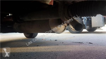 Iveco Daily Tuyau d'échappement Tubo Escape II 35 S 11,35 C 11 pour camion II 35 S 11,35 C 11 used exhaust pipe