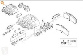 Pièces détachées PL Iveco Eurotech Étrier de frein Pinza Freno Eje Delantero Derecho (M pour camion (MP) FSA (440 E 43) [10,3 Ltr. - 316 kW Diesel] occasion