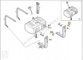 Pièces détachées PL Iveco Eurocargo Réservoir de carburant Deposito Combustible tector Chasis (Modelo 1 pour tracteur routier tector Chasis (Modelo 100 E 18) [5,9 Ltr. - 134 kW Diesel] occasion