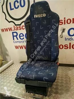 قطع غيار الآليات الثقيلة مقصورة / هيكل التجهيزات الداخلية مقعد Iveco Stralis Siège Asiento Delantero Derecho AD 440S45, AT 440S45 pour tracteur routier AD 440S45, AT 440S45
