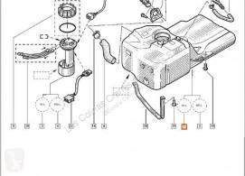 Repuestos para camiones motor sistema de combustible depósito de carburante Renault Réservoir de carburant Deposito Combustible MASTER II Caja/Chasis (ED/HD/UD) 2. pour camion MASTER II Caja/Chasis (ED/HD/UD) 2.2 dCI 90