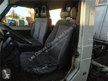 Hytt/karosseri Nissan Trade Siège Asiento Delantero Izquierdo 3,0 pour camion 3,0