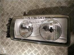 Repuestos para camiones sistema eléctrico iluminación faros antiniebla Iveco Stralis Phare antibrouillard Faro Delantero Derecho AD 260S31, AT 260S31 pour tracteur routier AD 260S31, AT 260S31