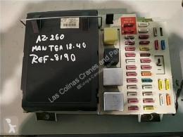 MAN TGA Boîte à fusibles Caja Fusibles/Rele 18.410 FC, FRC, FLC, FLRC, FLLC, FLLC pour tracteur routier 18.410 FC, FRC, FLC, FLRC, FLLC, FLLC/N, FLLW, FLLRC used electric system