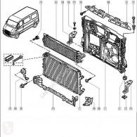 Renault Radiateur de refroidissement du moteur Radiador MASTER II Caja/Chasis (ED/HD/UD) 2.2 dCI 90 pour camion MASTER II Caja/Chasis (ED/HD/UD) 2.2 dCI 90 sistema de refrigeración usado