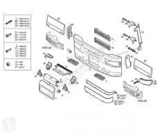 Pare-chocs Iveco Eurotech Pare-chocs Paragolpes Delantero (MP) MP 190 E 3 pour (MP) MP 190 E 34