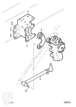 Peças pesados direção DAF Direction assistée Caja Direccion Asistida Serie XF105.XXX Fg 4x2 [12,9 Ltr. - pour camion Serie XF105.XXX Fg 4x2 [12,9 Ltr. - 340 kW Diesel]