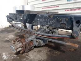 Części zamienne do pojazdów ciężarowych Ressort à lames MERCEDES-BENZ Ballesta Eje Trasero Derecho Mercedes-Benz ATEGO 923,923 L pour camion MERCEDES-BENZ ATEGO 923,923 L używana